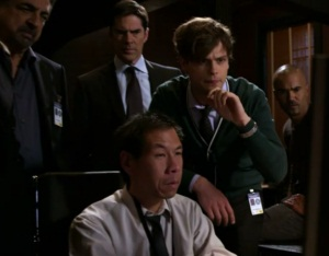 "Post image for Thoughts on Criminal Minds ""True Genius"""