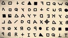Zodiac Cipher Image