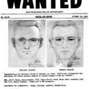 Second Composite Drawing of the Zodiac Killer