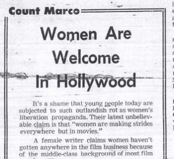 Count Marco - June 28, 1974