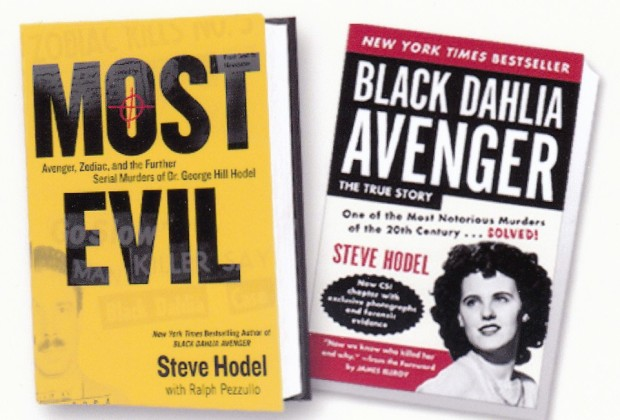 Two Steve Hodel Books