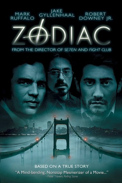 Zodiac Movie Poster