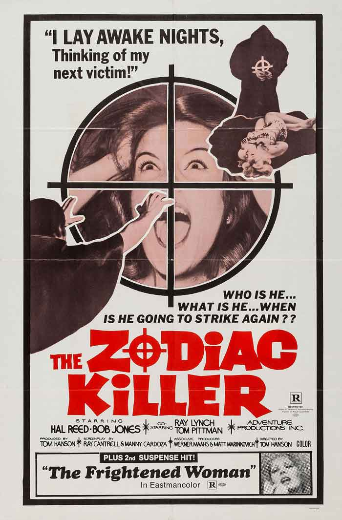The Zodiac Killer (1971) Movie - The Zodiac Revisited