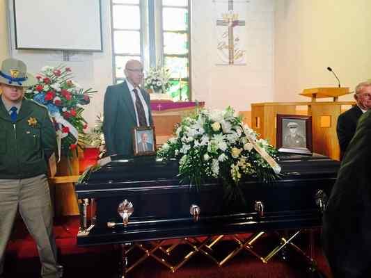 Lyndon Lafferty Funeral