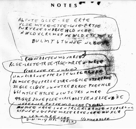 Page 2 of the Ricky McCormick cipher