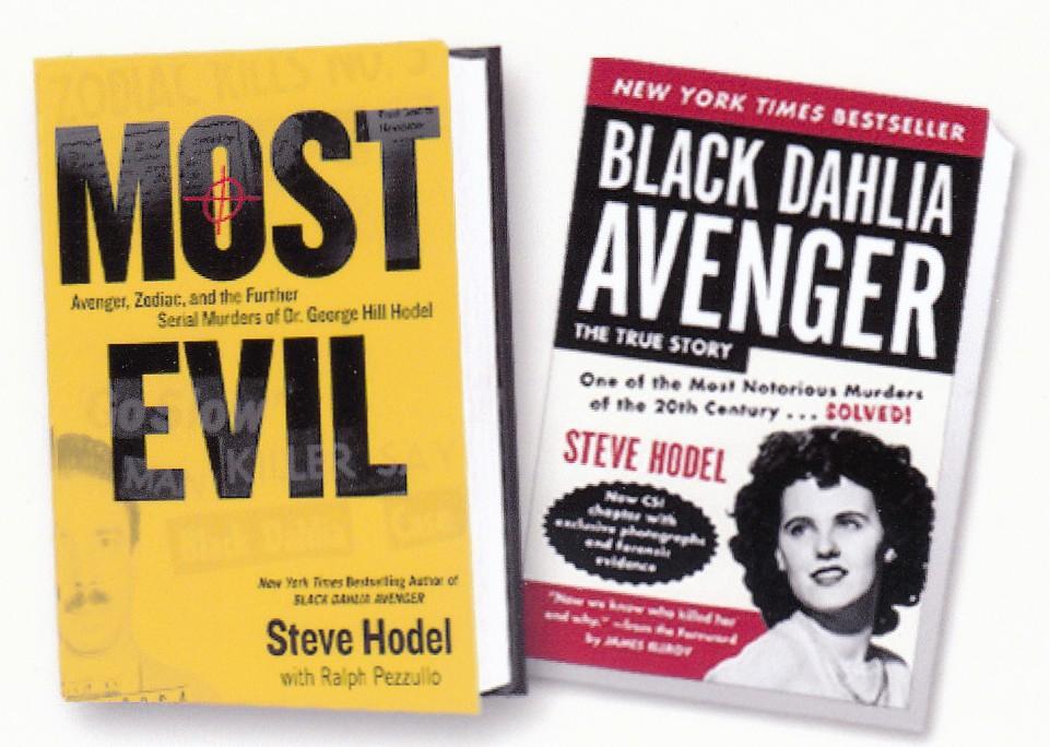 Steve Hodel Returning to South Pasadena Public Library