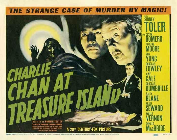 Image result for charlie chan treasure island zodiac