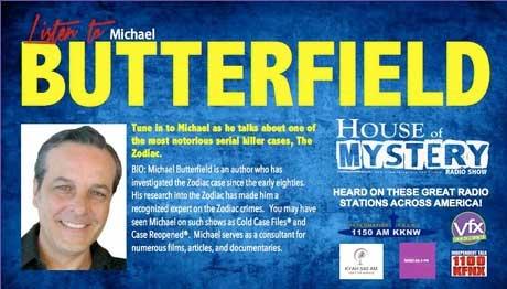 Michael Butterfield Talks DNA