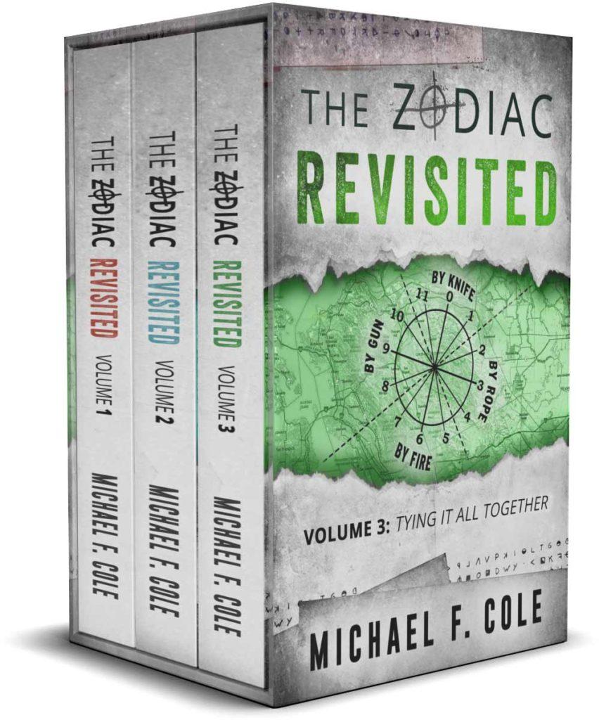 The Zodiac Revisited Three-Volume Set